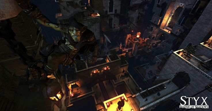 Styx: Master of Shadows Spinoff Announced for PC | Entertainment Buddha
