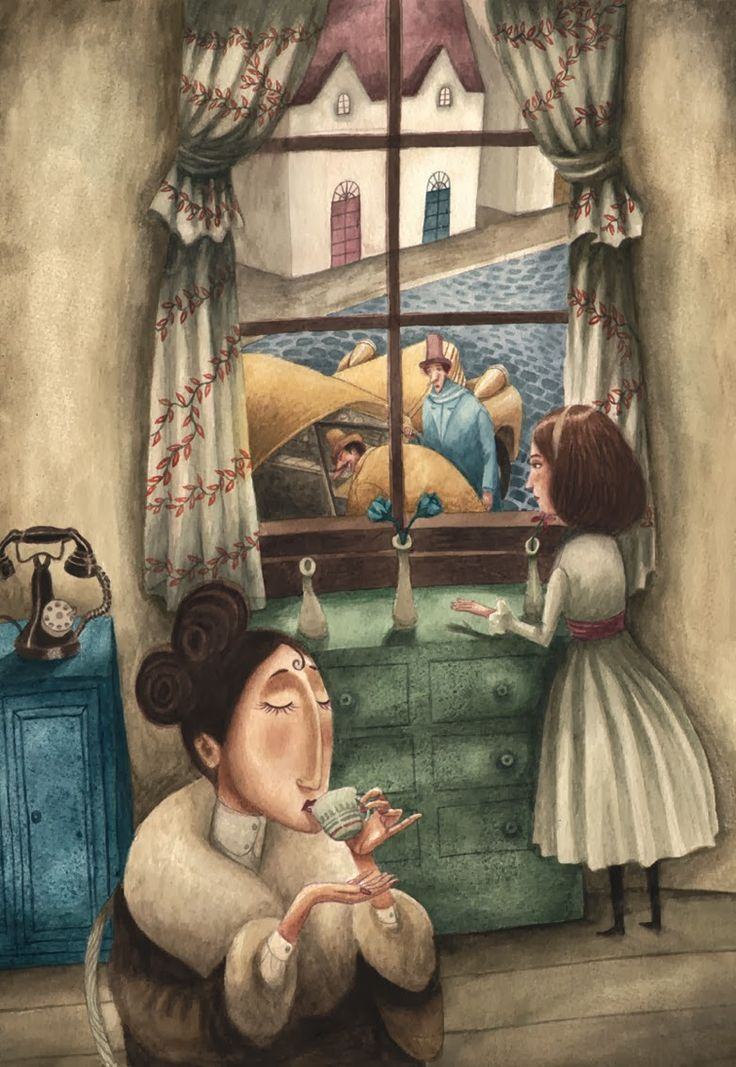 Jose Sanabria illustration