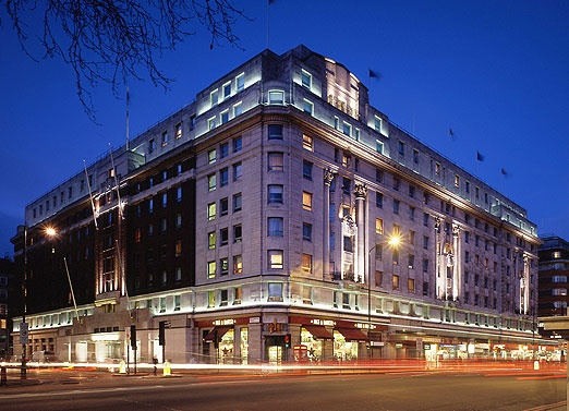 Cumberland Hotel London Uk