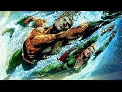 Aquaman DC full superhero hero animated movie 2017 HD