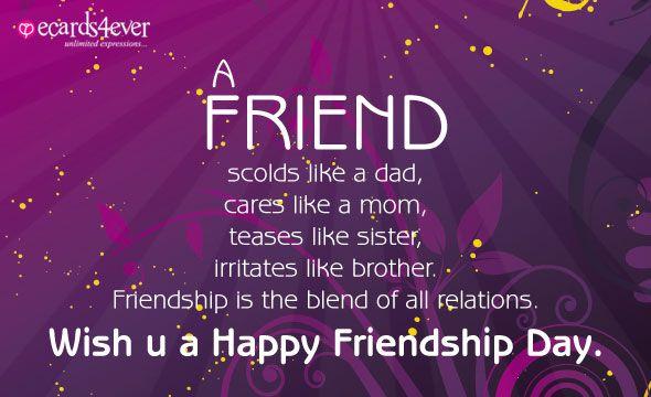 Happy Friendship Day Sms In Hindi Happy Friendship Happy