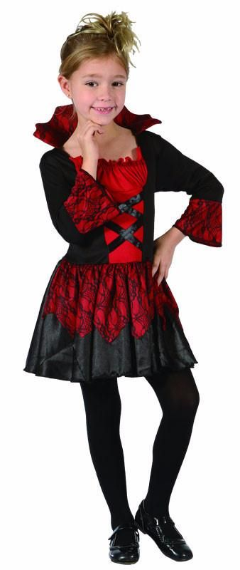 Lil Vampire Girl - Child - Halloween - SALE