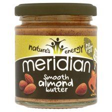 Meridian Almond Butter 170G - Groceries - Tesco Groceries