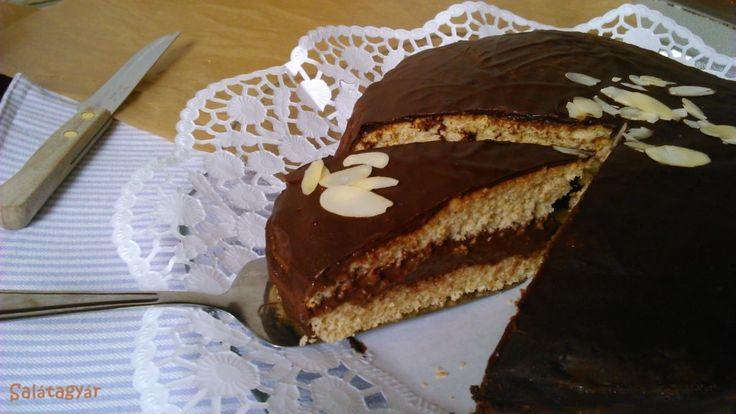 Diétás csokitorta