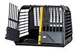 Variocage DOUBLE Crash Tested Dog Cage, Max