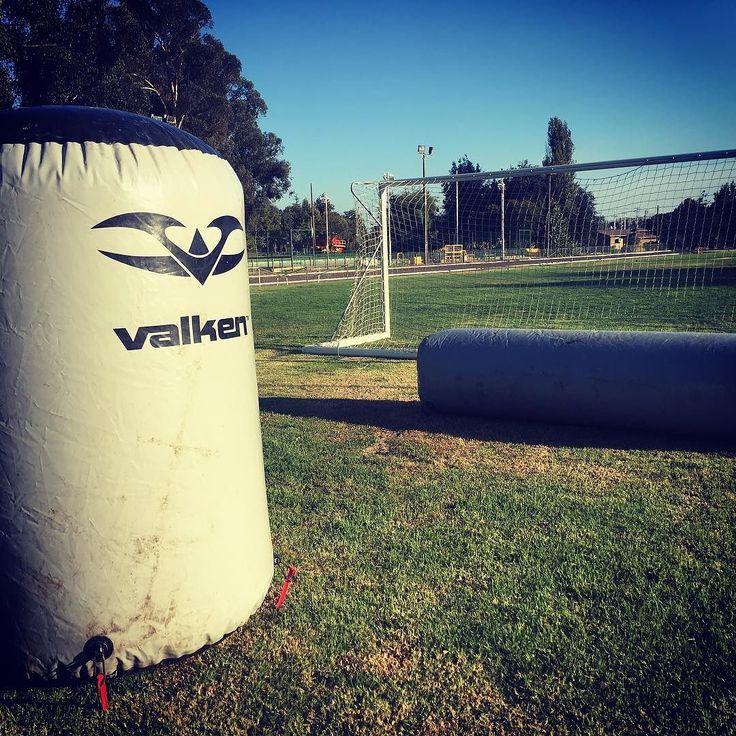 Hoy se entrena  #paintball #shutdown #speedball #valkenpaintball