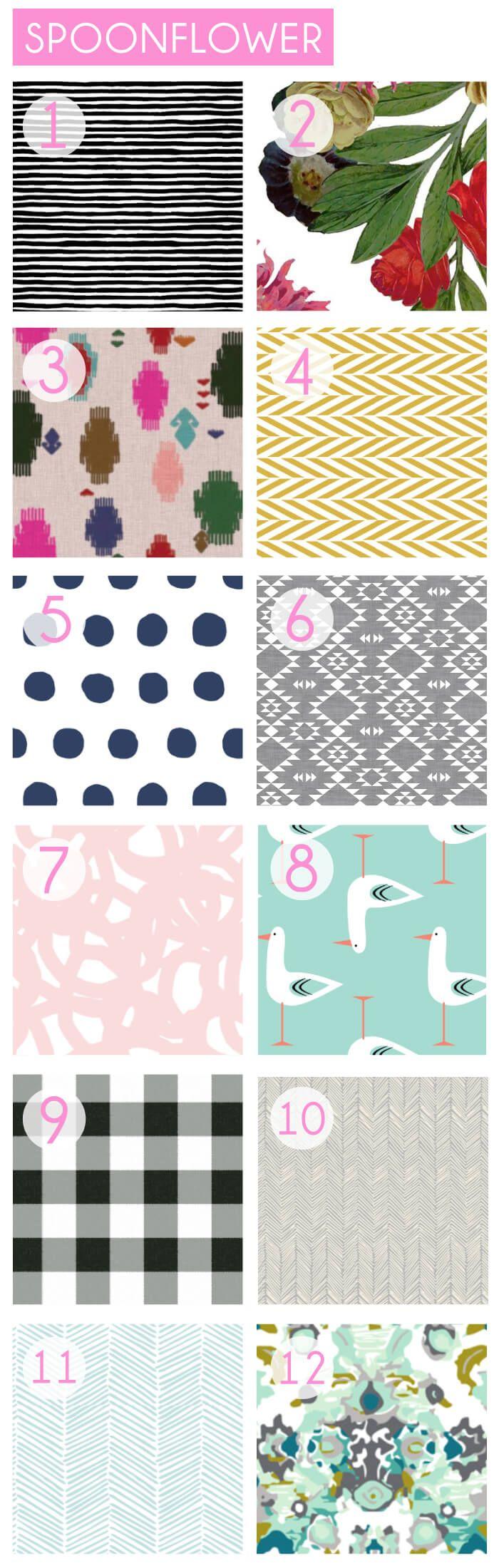 Best Online Fabric Stores - Emily Henderson
