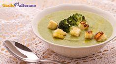 Vellutata di broccoli - Giallo Zafferano