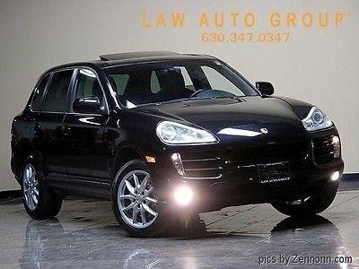2010 Porsche Cayenne AWD S NAV $74,280 MSRP 2010 Porsche Cayenne AWD S NAV $74,280 MSRP 113956 Miles Basalt Black Metallic