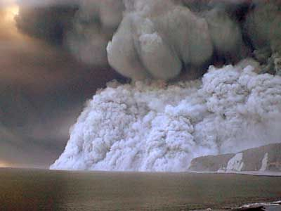 """HowStuffWorks """"How is volcanic ash made?"""""""