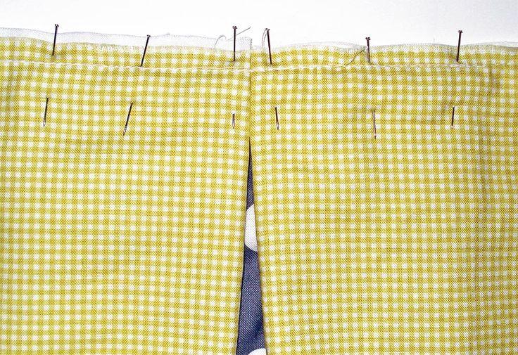 Step by Step Pleated Crib Skirt Tutorial