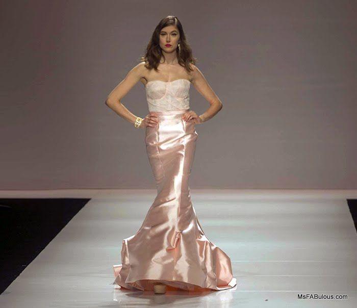 fashion trend reports news bridal week