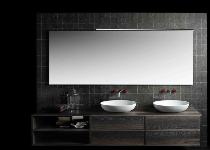 Make Photo Gallery Italian architect Piero Lissoni has designed a series of customisable kitchens bathroom and storage systems