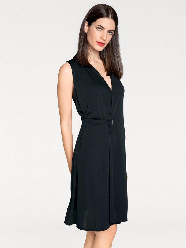 a842bfc2b1d713 heine STYLE Kleid Mit effektvollem Detail vorn für 41,99€. Im angesagten  Look