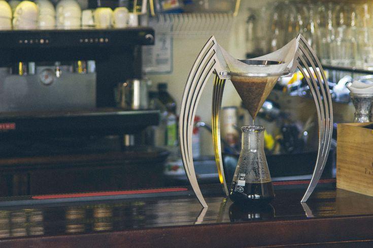 IIKONE Coffee Brewer by Bartosz Garlinski