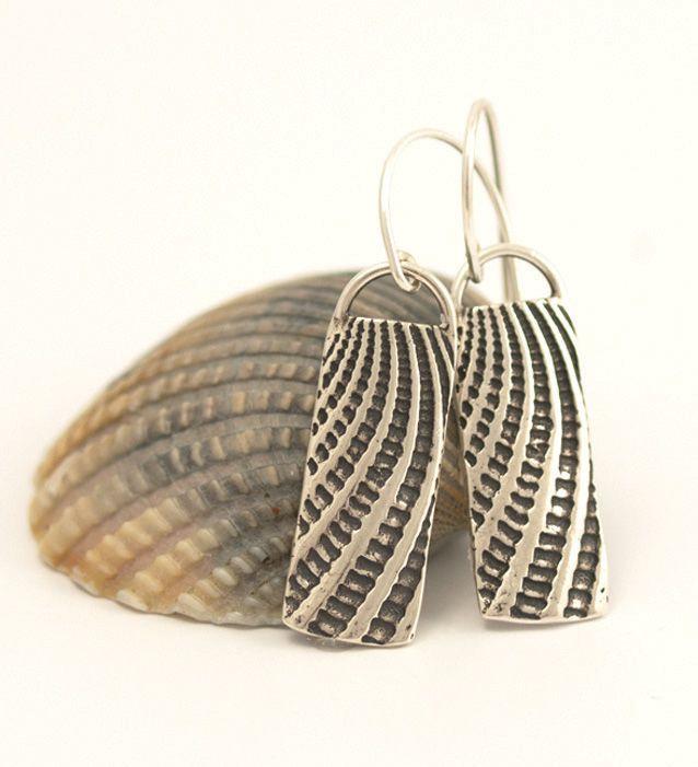 Vertex Earrings