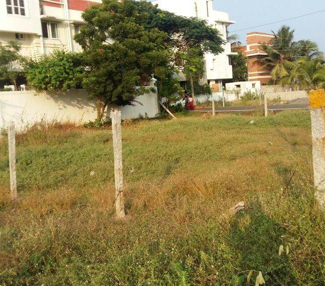 ECR Uthandi kaveri street 1 ground land 2
