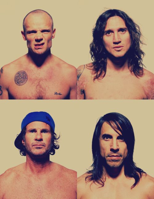 #RHCP. One of my favourites! Cannot go a day without listening to them.