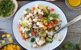 Conch Salad, Man! / Penny De Los Santos