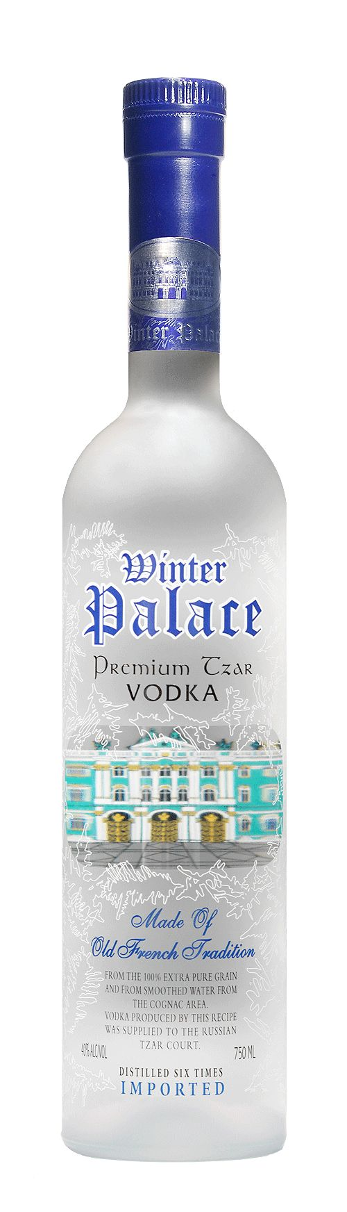 Winter Palace Vodka Vodka from Russian Federation seeking for distributors - Beverage Trade Network