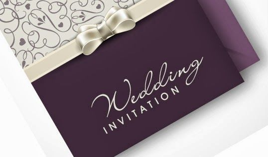 Save money on wedding invites thanks to your wedding website