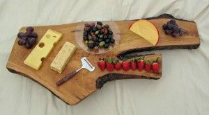 Canadian Cheeseboards Party Serving Platter