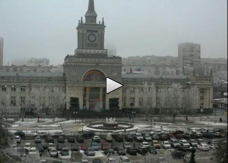 Ataque suicida explotó en la estación de Volgogrado