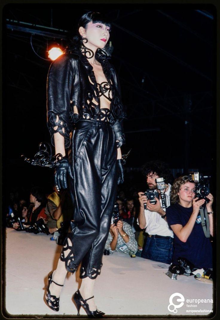 Fashion show Thierry Mugler on www.europeanafashion.eu