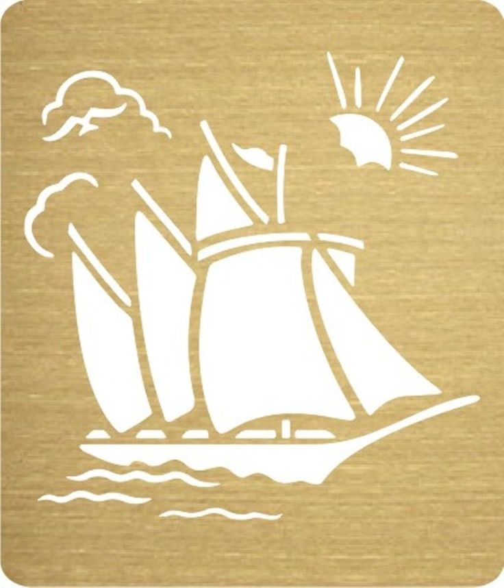пользователи трафарет корабль на море на открытку комплекс флотилия