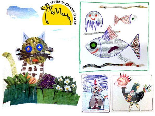 Atividades De Recorte E Colagem Para Fazer Com As Criancas