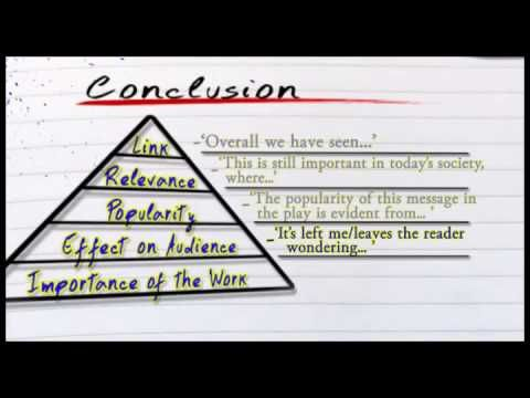 how to write a conclusion for an essay example