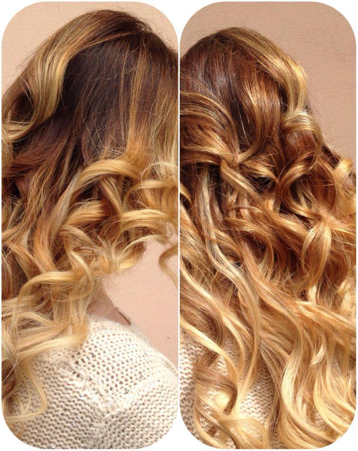 Allungare i capelli ed essere naturali con le nostre #extescion si può e con le nostre }pieghespeciali e #degradéJoelle il risultato è eccellente!!
