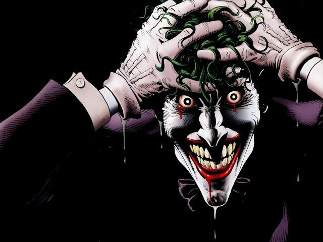 Top 10 Best Comic Book Villains - Toptenz.net/// Joker