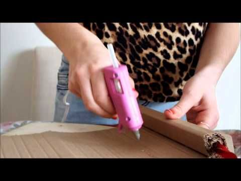 ▶ Comment faire un grattoir pour chat en 45 minutes DIY - YouTube