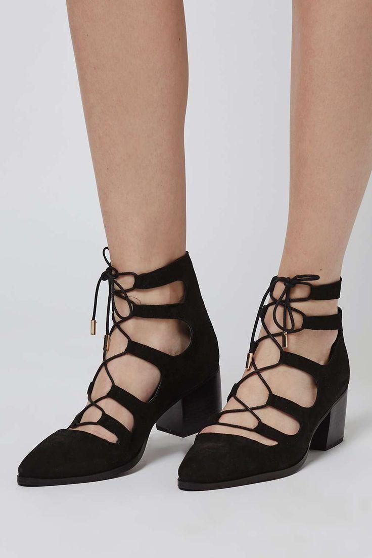 JILL Ghillie Shoes - Topshop USA