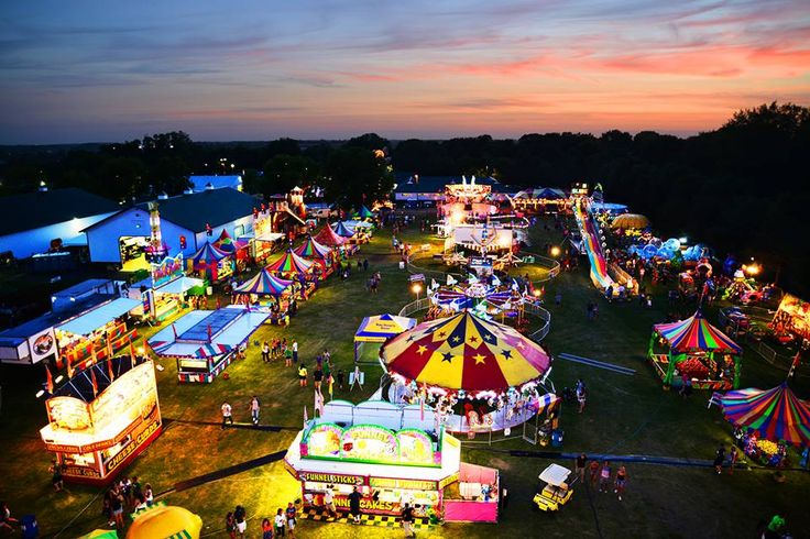 Ready for cotton candy and carnival rides? Here is a list of all the best Minnesota county fairs you need to go to this summer.