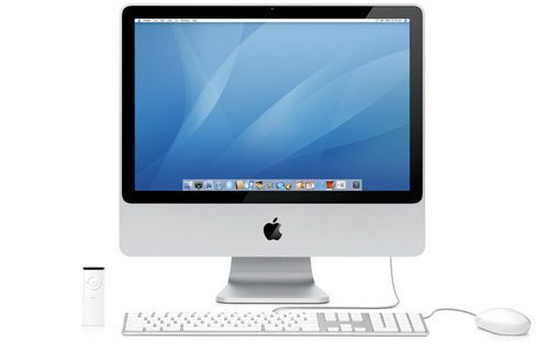 Apple iMac. 6th Generation. 2007. | Apple Computers ...