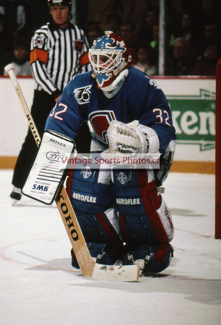 quebec nordiques goaltenders Google Search Hockey