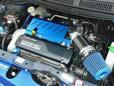 Suzuki Swift ZD11S(4WD)