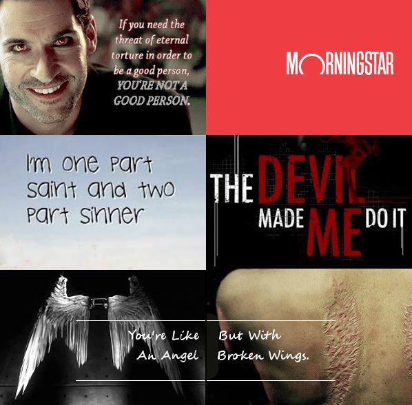 Waiting For Lucifer Morningstar Art Print By Kardish: 359 Best Images About Lucifer TV Series On Pinterest