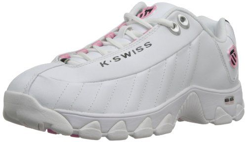 awesome K-Swiss Women's ST329 Lace-Up Fashion Sneaker