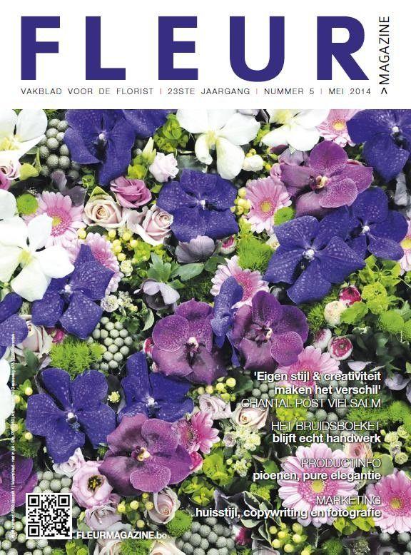 Fleur Magazine - May 2014 = 60e