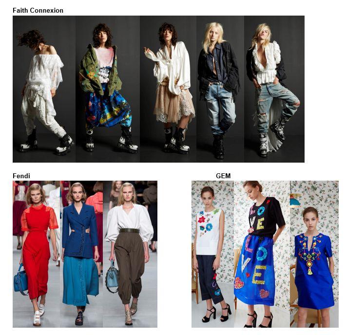 Faith Connexion, Fendi, GEM - my favorite styles, outfits, accessories and footwear for Spring summer 2016 --- i miei modelli ed outfit preferiti per primavera estate 2016. Abbigliamento, scarpe, accessori e trucco. #moda #fashion #primavera2016 #summer2016 #estate2016 #spring2016 #shoes #scarpe #outfit #accessories #trend #fashiontrend #boots #stivali #jacket #giacca #pantaloni #pants #gonna #skirt #dress #abito #shirt #camicia #tshirt