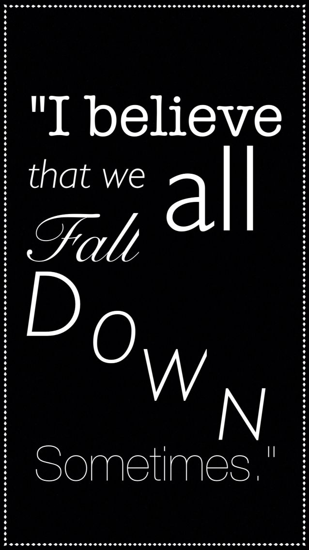 I believe that we all fall down sometimes bvb lyrics wallpaper ...
