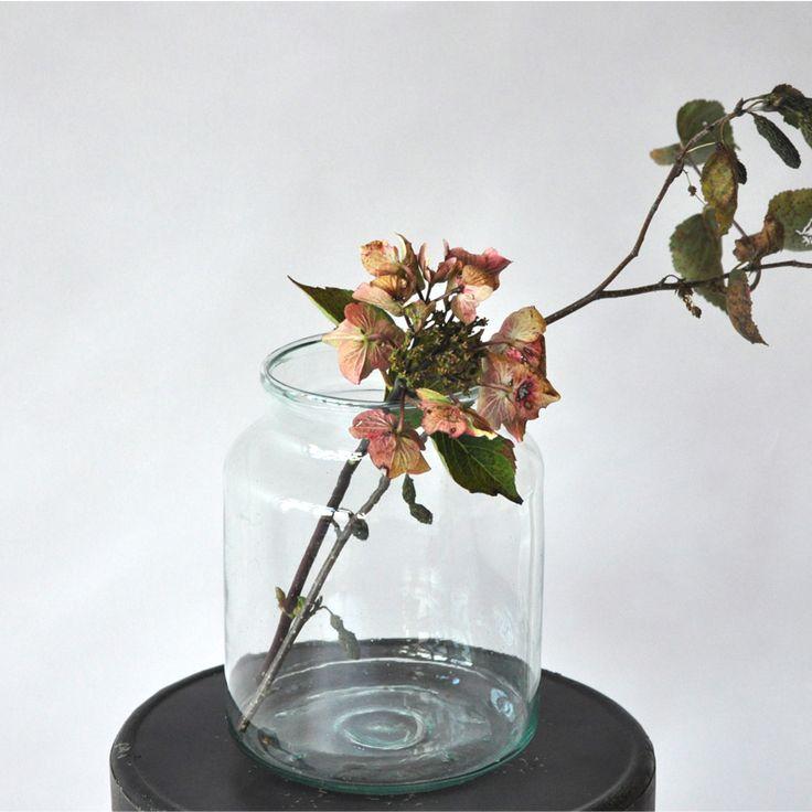 Glass Jar Small
