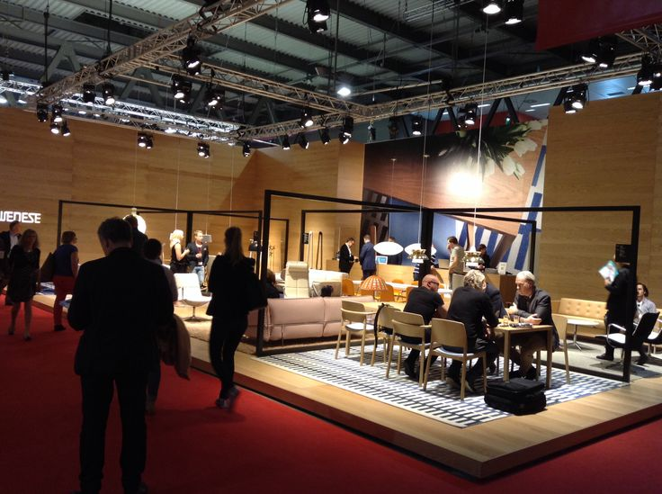 Swedese at Salone del Mobile 2014