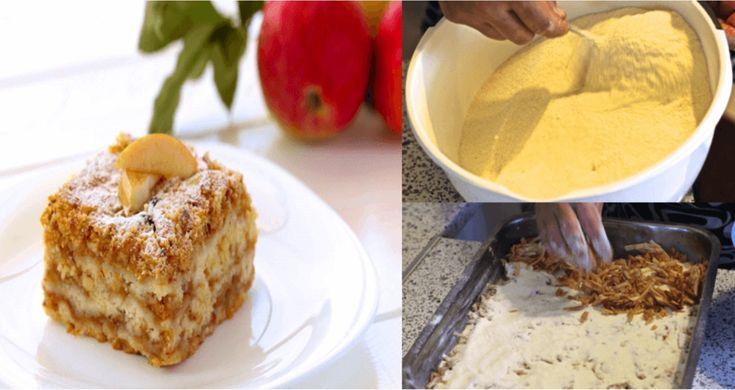 Recept nevyžaduje žiadne špeciálne kuchárske zručnosti a výsledný múčnik je naozaj lahodný.