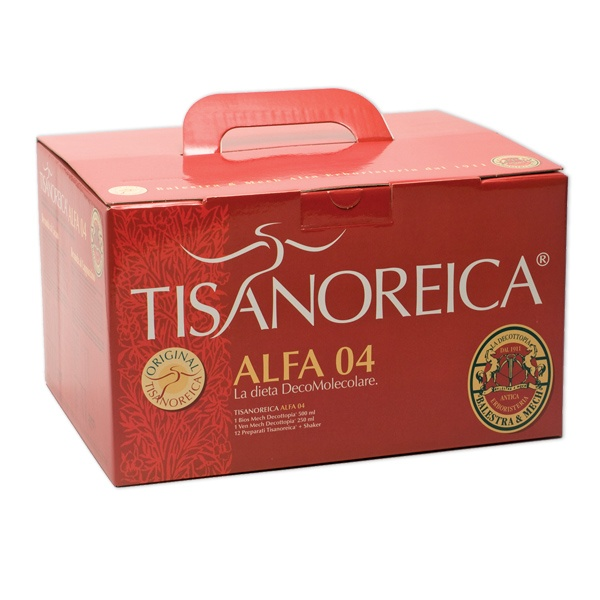 Kit Alfa Tisanoreica