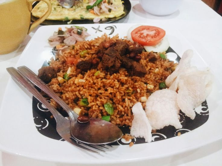 Colors of Jogja: Jogja Culinary Adventure: Rich Taste of Aceh Foods at Bungong Jeumpa