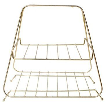 Check out this item at One Kings Lane! Midcentury Magazine Rack